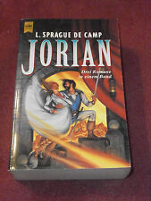 Jorian by L. Sprague de Camp, German omnibus edition, author's copy