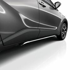 Genuine Toyota C-HR - Stainless Steel Side bar PW388-10000
