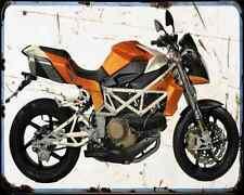Bimota Db6 09 1 A4 Metal Sign Motorbike Vintage Aged