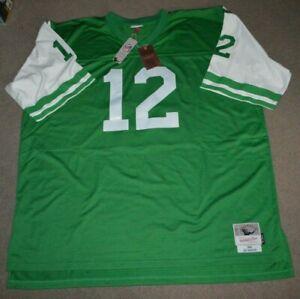 NWT Joe Namath New York Jets Mitchell & Ness Jersey Sz 64 5XLT Big & Tall