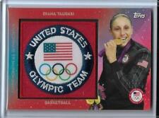 RARE 2016 TOPPS OLYMPIC SUE BIRD TEAM PATCH CARD ~ JERSEY # 03/25 ~ UCONN ~ WNBA