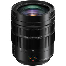 Panasonic Leica DG Vario-Elmarit 12-60mm f/2.8-4 ASPH. POWER O.I.S. Lens!! NEW!!