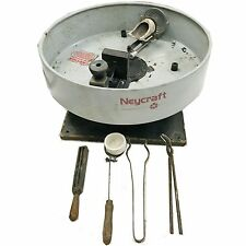 USED NEYCRAFT CENTRIFUGAL CASTING Spincaster  WITH EXTRAS