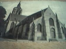 postcard used stamped franked vilvoorde vilvorde 1960