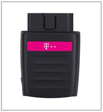 Telekom CarConnect Adapter LTE Schwarz WLAN Access Point fürs Auto ODB2 GPS 12M