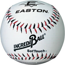 "Easton 9"" White Soft Touch Training Ball A122101Pk"