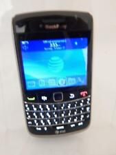 BLACKBERRY BOLD 9700 Black Smartphone Cell Phone 3G AT&T