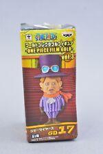 Banpresto One Piece World Collectible WCF Film Gold Jimmy Myers Vol. 3 GD17