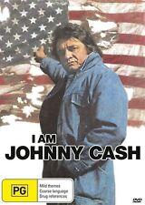 I Am Johnny Cash (DVD, 2016) NEW