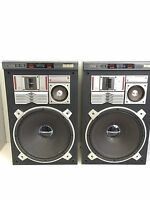 Vintage Pioneer Floor Standing Speakers CS-705