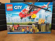Légo City Fire 60108 L'unité de secours des pompiers (Neuf & Scellé)