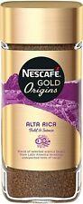 1x Nescafe GOLD ORIGINS Alta Rica Instant Coffee 100g BRAND NEW
