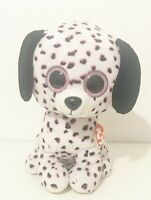 Ty Beanie Boo's LONDON the Dog Large 16 Inches New with Tags