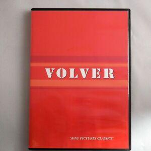 Volver (DVD, 2007, Subtitled) Penelope Cruz Spanish Film For Your Consideration