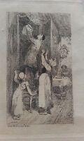 Daudet (Alphonse),  Contes choisis (La fantaisie & l'histoire 1877