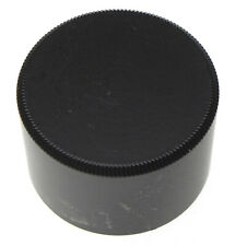 Black Paint 39mm Deep Rear Cap #1