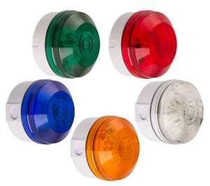 NEW MOFLASH LED195 Series LED Beacons