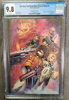 WE ONLY FIND THEM WHEN THEY'RE DEAD #1 - Jonboy Meyers Virgin Variant - CGC 9.8