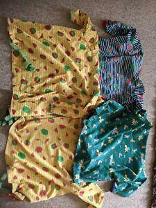 Bibado bibs Coveralls x 4