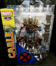 "Marvel Select 7"" Scale CABLE New! (Deadpool/X-Men/X-Force) Rare! Josh Brolin"
