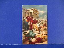 Ciseri I Maccabei Firenze Printed Italy Vintage Unused Postcard Pc13