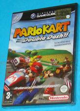 Mario Kart Double Dash - GameCube GC Nintendo - PAL New Nuovo Sealed