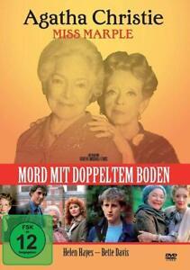 MURDER WITH MIRRORS - Agatha Christie -Helen Hayes, Bette Davis NEW REGION 2 DVD