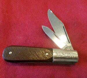 Vintage Imperial Prov. R.I. Barlow 2 Blade Folding Knife 2284833 - co