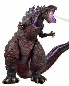 NECA GODZILLA Shin Godzilla Atomic Blast purple Actionfigur 30cm Neu LAD #