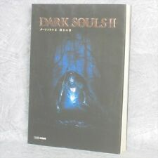 DARK SOULS Soul II 2 Michibiki no Sho Guide PS3 Book EB03