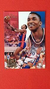 Isiah Thomas 1994-95 Flair USA Basketball #101 - Detroit Bad Boy Pistons