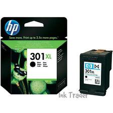 Genuine Original HP 301XL High Capacity Black Ink Cartridge for ENVY 5532