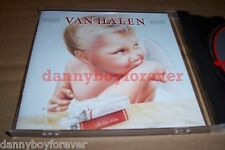 Van Halen West Germany Target CD 1984 w/ Jump & Panama
