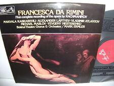 ASD 3490 Rachmaninov Francesca Da Rimini