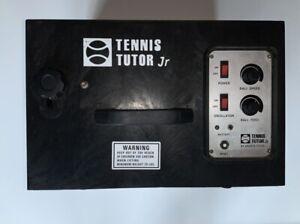 Tennis Tutor Jr Oscillates Batteries NOT Included