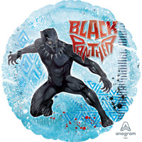 "Marvel Black Panther 18"" Foil Balloon"