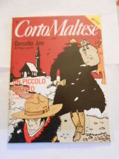 CORTO MALTESE n. 10 OTTOBRE + inserto BATMAN 1991