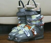 SALOMON PERFORMA 6.0 SKI BOOTS SIZE 24.5 WOMEN SIZE 7.5