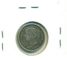CAP Canada 10 cents 1894 Fine