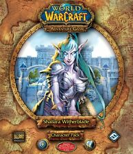 WOW Adventure Game - Shailara Witherblade Character Pack OVP