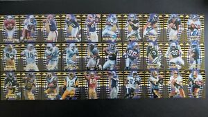 1999 Collectors Edge Masters Majestic Complete Insert Set (30) #/3000 BV $100