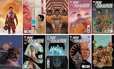 STAR WARS POE DAMERON Marvel Comics #1 #5 #7 #8 #14 #16 #17 #19-24 #26-28 ANN #2