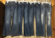 Lot of Girls Jeans size 10 So Gymboree Justice Children's Place