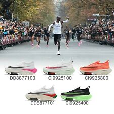 Nike Air Zoom alphafly следующий% элиуд кипчоге ЭК мужчины гоночный марафон обуви медиатор 1