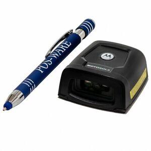 2D Barcode Scanner Motorola Zebra DS457 USB für QR-Codes, DataMatrix, Secupharm