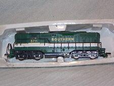 Vintage Lionel 5711 Southern GP-9 Green Diesel Locomotive