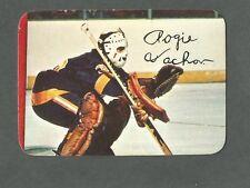 1977-78 OPC O-Pee-Chee Hockey Rogatien Vachon #21 LA Kings Insert Subset NM/MT