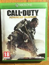 Call of Duty Advanced Warfare (sin Sellar) - Xbox One UK release! nuevo!
