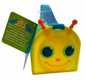 Melissa & Doug Sunny Patch Giddy Buggy BUG HOUSE Yellow/Green