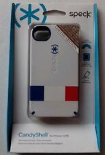 Speck CandyShell Limited Edition Flags Case -France for iPhone 4s/4 SPK-A1390